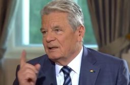 "German President Booed, Attacked; Claims ""The People Are The Problem, Not The Elites"" 
