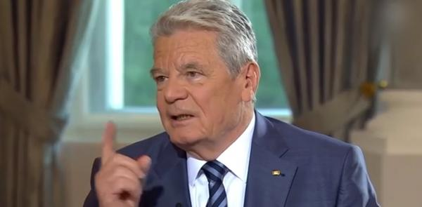 """German President Booed, Attacked; Claims """"The People Are The Problem, Not The Elites"""" 